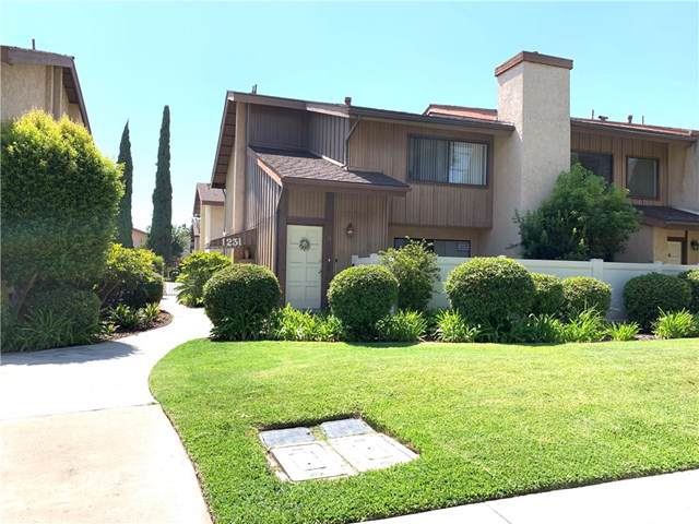 1231 S Golden West Avenue #15, Arcadia, CA 91007 (#301603999) :: Coldwell Banker Residential Brokerage