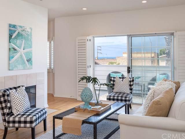 446 Monterey Boulevard 2-E, Hermosa Beach, CA 90254 (#301604307) :: Coldwell Banker Residential Brokerage