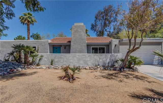 988 E El Conquistador, Palm Springs, CA 92262 (#301604633) :: Coldwell Banker Residential Brokerage
