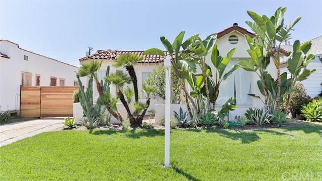 2137 S Redondo Boulevard, Los Angeles, CA 90016 (#301605188) :: Coldwell Banker Residential Brokerage