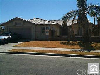 30609 Pinnacle Drive, Cathedral City, CA 92234 (#301605540) :: Whissel Realty