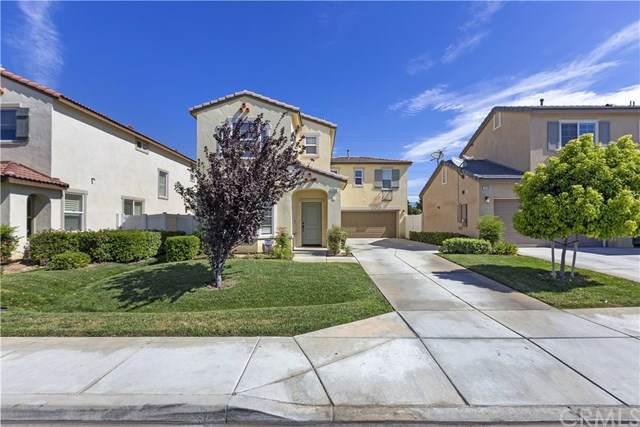 2556 W Via San Carlos, San Bernardino, CA 92410 (#301605544) :: Coldwell Banker Residential Brokerage