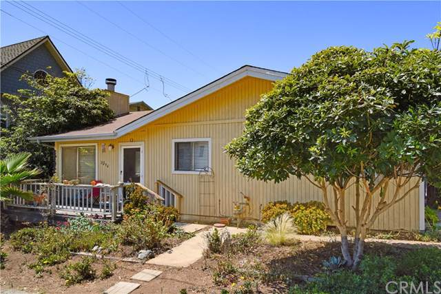 2696 Orville Avenue, Cayucos, CA 93430 (#301605690) :: Whissel Realty