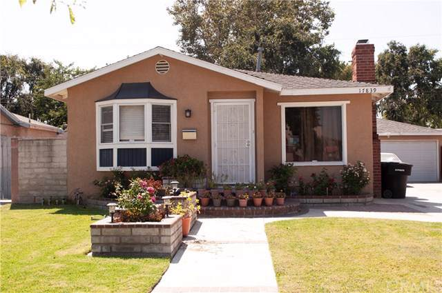 17839 Ibbetson Avenue, Bellflower, CA 90706 (#301606362) :: Coldwell Banker Residential Brokerage