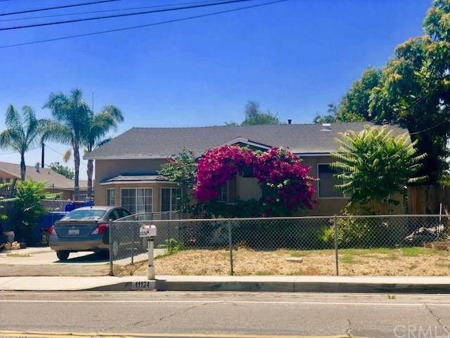11124 Pipeline Avenue, Pomona, CA 91766 (#301606718) :: Coldwell Banker Residential Brokerage