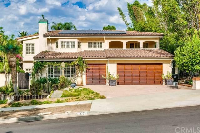 477 N Baldwin Avenue, Sierra Madre, CA 91024 (#301607376) :: Compass
