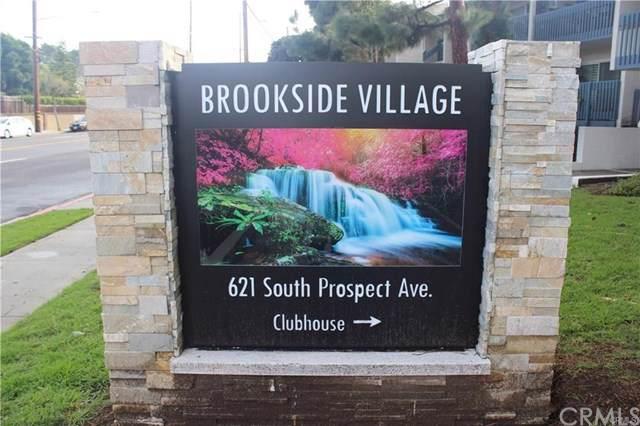 647 S Prospect Avenue #104, Redondo Beach, CA 90277 (#301607405) :: Coldwell Banker Residential Brokerage