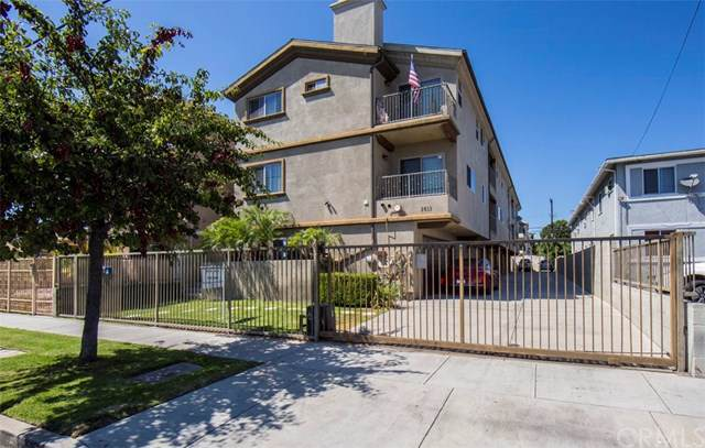 1611 W 208th Street #3, Torrance, CA 90501 (#301607669) :: Whissel Realty