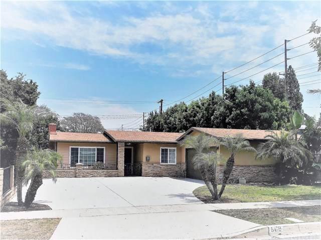 909 Mirasol Street, Santa Ana, CA 92701 (#301607765) :: Coldwell Banker Residential Brokerage