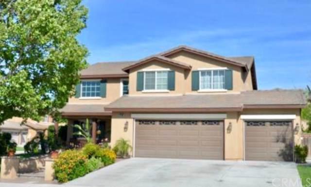 7040 Larkspur Avenue, Eastvale, CA 92880 (#301608010) :: Coldwell Banker Residential Brokerage