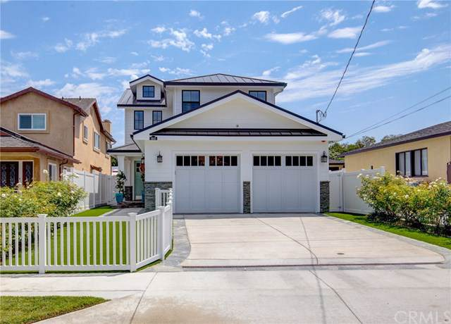 1445 S Irena Avenue, Redondo Beach, CA 90277 (#301608206) :: Coldwell Banker Residential Brokerage