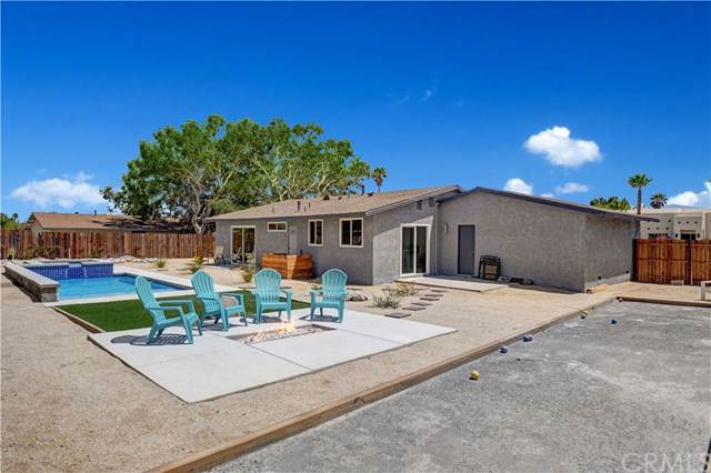 2144 E Rogers Road, Palm Springs, CA 92262 (#301608336) :: Coldwell Banker Residential Brokerage