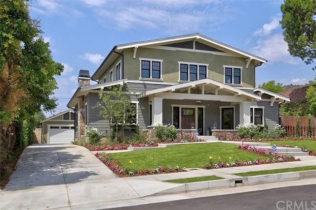239 N Alta Vista Avenue, Monrovia, CA 91016 (#301608491) :: Coldwell Banker Residential Brokerage