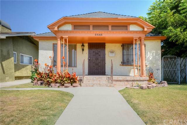 5448 6th Avenue, Los Angeles, CA 90043 (#301608861) :: Whissel Realty