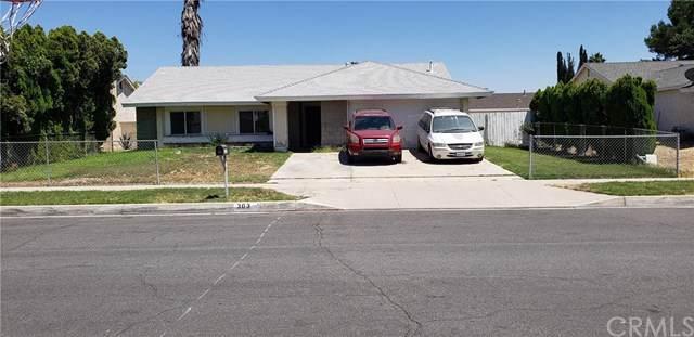 303 N Smoke Tree Avenue, Rialto, CA 92376 (#301609062) :: Coldwell Banker Residential Brokerage