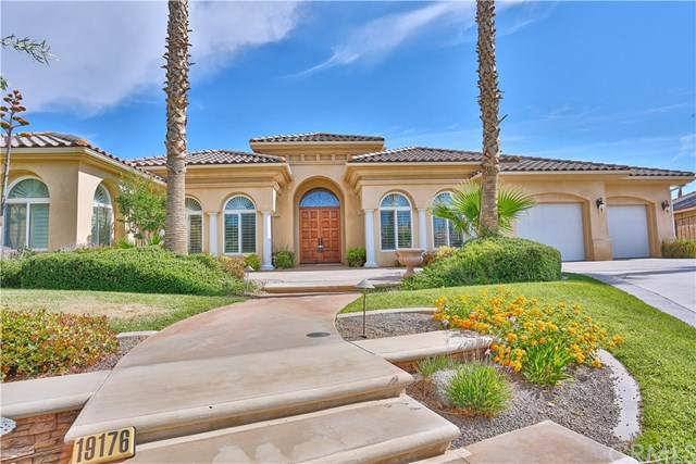 19176 Glenbrook Circle, Apple Valley, CA 92308 (#301609337) :: Coldwell Banker Residential Brokerage