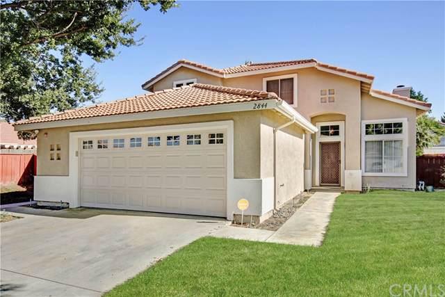 2844 Cambridge Avenue, Hemet, CA 92545 (#301609618) :: Coldwell Banker Residential Brokerage