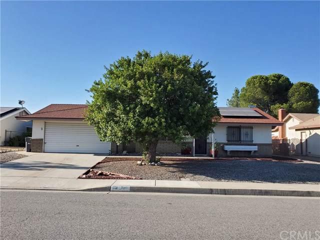 26158 Lancaster Drive, Menifee, CA 92586 (#301609631) :: Coldwell Banker Residential Brokerage