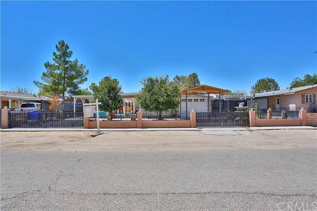 19042 Dennis Street, Adelanto, CA 92301 (#301609654) :: Pugh | Tomasi & Associates