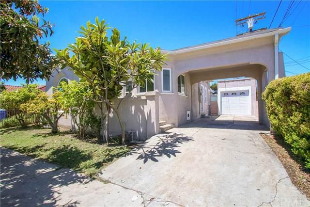 3819 W 30 Street, Los Angeles, CA 90016 (#301609692) :: Coldwell Banker Residential Brokerage