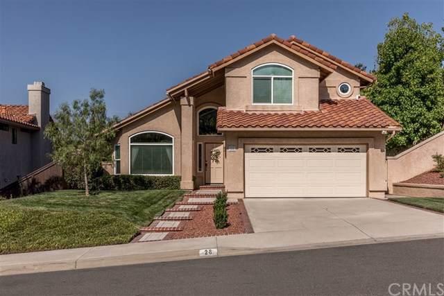 28 San Bonifacio, Rancho Santa Margarita, CA 92688 (#301609948) :: Coldwell Banker Residential Brokerage