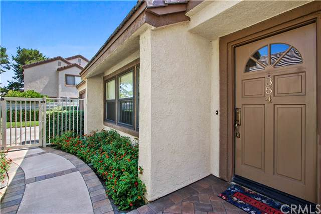 354 E Yale Loop #18, Irvine, CA 92614 (#301609969) :: Coldwell Banker Residential Brokerage