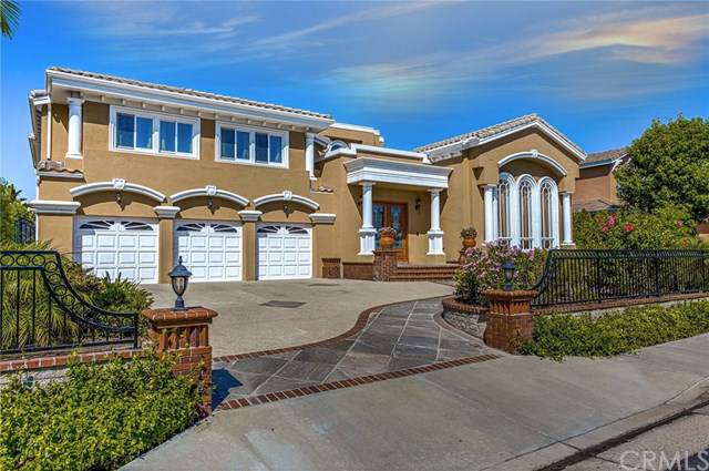 1035 S Sunstream Lane, Anaheim Hills, CA 92808 (#301610015) :: Coldwell Banker Residential Brokerage