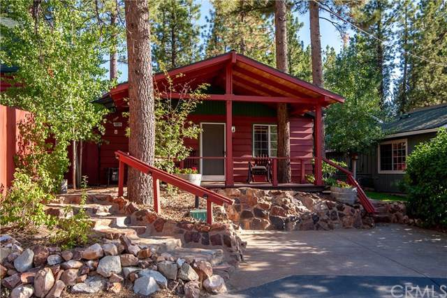 40015 Glenview Road, Big Bear, CA 92315 (#301610047) :: Whissel Realty