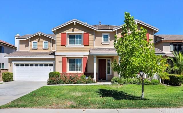29780 Winter Hawk Road, Menifee, CA 92586 (#301610134) :: Coldwell Banker Residential Brokerage