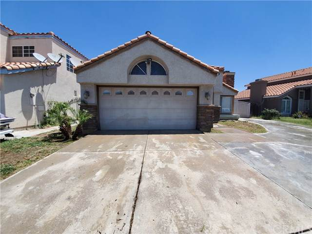16674 War Cloud Drive, Moreno Valley, CA 92551 (#301610170) :: Coldwell Banker Residential Brokerage