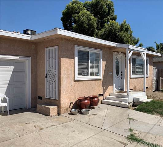 6010 Woodlawn Avenue, Maywood, CA 90270 (#301610429) :: Compass