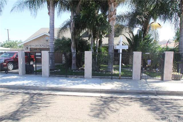 422 W Olive Street, Pomona, CA 91766 (#301610463) :: Coldwell Banker Residential Brokerage