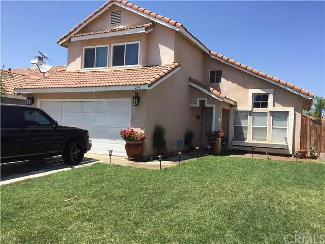 294 Daystar Drive, Perris, CA 92571 (#301610515) :: Coldwell Banker Residential Brokerage