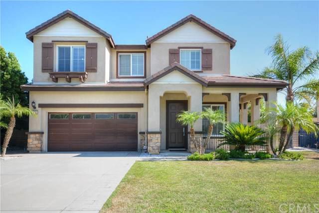 13761 Soledad Way, Rancho Cucamonga, CA 91739 (#301610545) :: Coldwell Banker Residential Brokerage