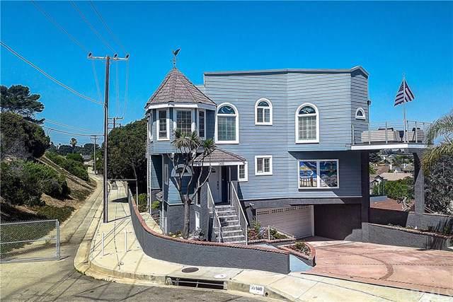 1410 Diamond Street, Redondo Beach, CA 90277 (#301610698) :: Coldwell Banker Residential Brokerage