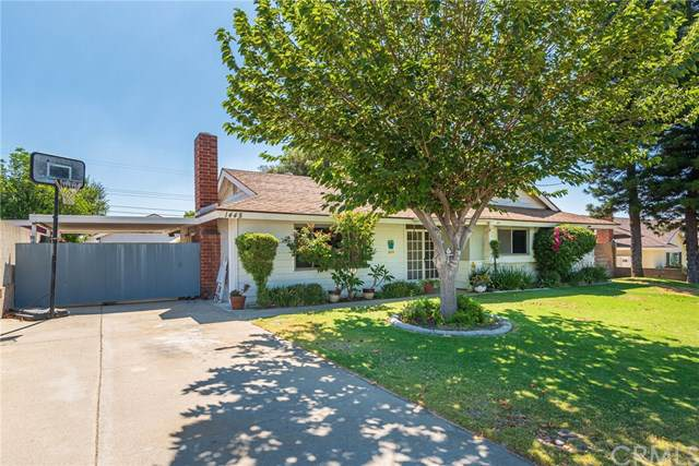 1448 N Victoria Avenue, Upland, CA 91786 (#301610765) :: Coldwell Banker Residential Brokerage