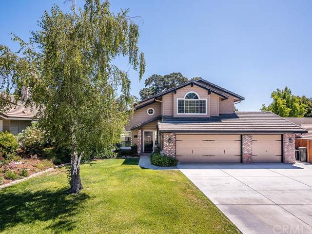 172 Edgewater Lane, Paso Robles, CA 93446 (#301610879) :: Coldwell Banker Residential Brokerage