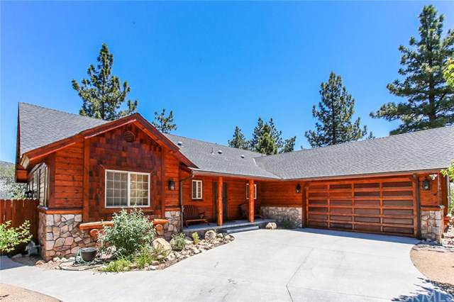 42690 Edgehill Place, Big Bear, CA 92315 (#301610972) :: Coldwell Banker Residential Brokerage