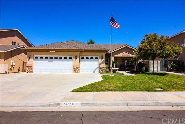 24858 Barito Street, Hemet, CA 92544 (#301611051) :: Coldwell Banker Residential Brokerage