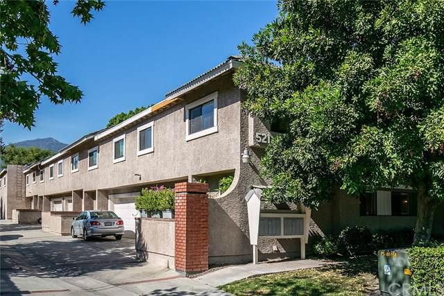 521 W Duarte Road A, Monrovia, CA 91016 (#301611170) :: Coldwell Banker Residential Brokerage