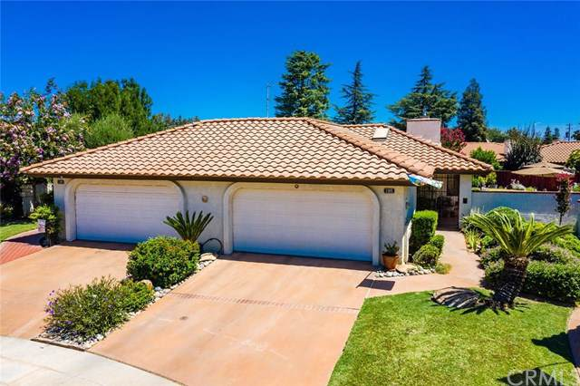 1105 Pinewood Court, MADERA, CA 93637 (#301611375) :: Coldwell Banker Residential Brokerage