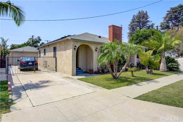 9418 Foster Road, Bellflower, CA 90706 (#301611488) :: Coldwell Banker Residential Brokerage