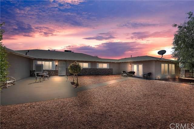 25496 Los Rancherias Road, Hemet, CA 92545 (#301611689) :: Coldwell Banker Residential Brokerage