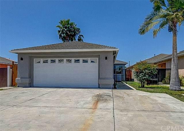 10915 Gilbert Street, Anaheim, CA 92804 (#301611741) :: Coldwell Banker Residential Brokerage