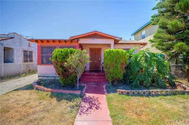 5943 4th Avenue, Los Angeles, CA 90043 (#301611831) :: Whissel Realty