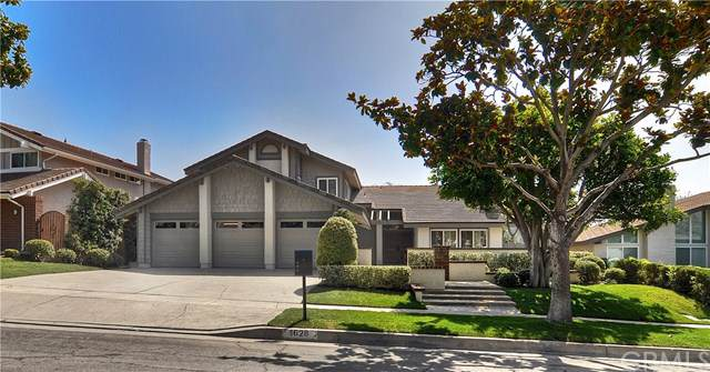 1628 N Mountain View Place, Fullerton, CA 92831 (#301611882) :: Coldwell Banker Residential Brokerage