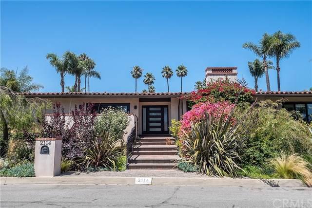 2114 Via Visalia, Palos Verdes Estates, CA 90274 (#301611900) :: Coldwell Banker Residential Brokerage