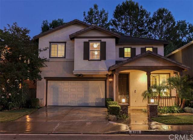 8790 E Heatherwood Road, Anaheim Hills, CA 92808 (#301612222) :: Coldwell Banker Residential Brokerage