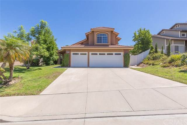 27406 Echo Canyon Court, Corona, CA 92883 (#301612358) :: Coldwell Banker Residential Brokerage