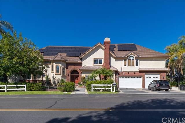 22443 Ridge Line Road, Diamond Bar, CA 91765 (#301612383) :: Whissel Realty